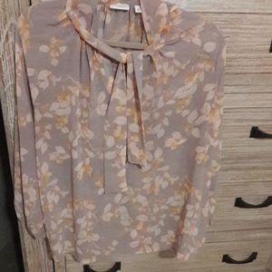 COPY - NEW YORK & CO EVA MENDES DRESS SHIRT